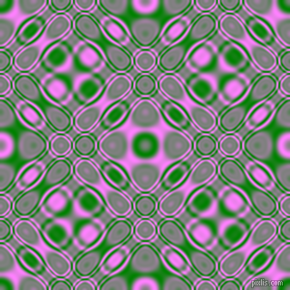 Green and Fuchsia Pink cellular plasma seamless tileable