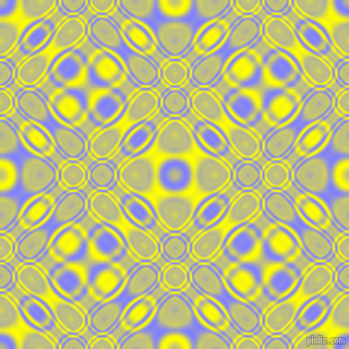 Light Slate Blue and Yellow cellular plasma seamless tileable