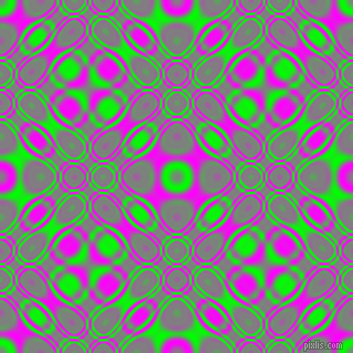 , Lime and Magenta cellular plasma seamless tileable