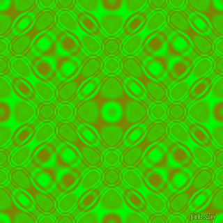 Lime and Olive cellular plasma seamless tileable