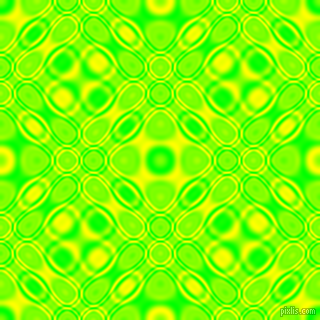 , Lime and Yellow cellular plasma seamless tileable