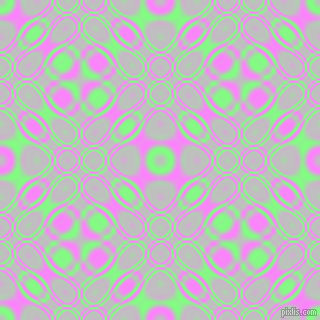 , Mint Green and Fuchsia Pink cellular plasma seamless tileable