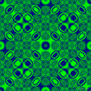 , Navy and Lime cellular plasma seamless tileable