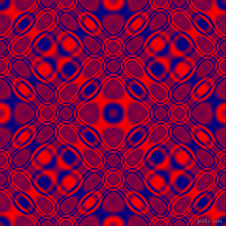 , Navy and Red cellular plasma seamless tileable