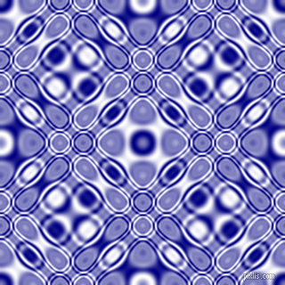 , Navy and White cellular plasma seamless tileable