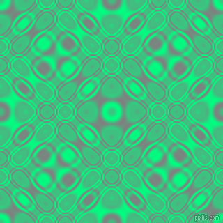 Spring Green and Grey cellular plasma seamless tileable