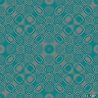 , Teal and Grey cellular plasma seamless tileable