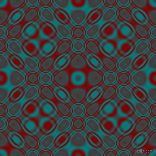 , Teal and Maroon cellular plasma seamless tileable
