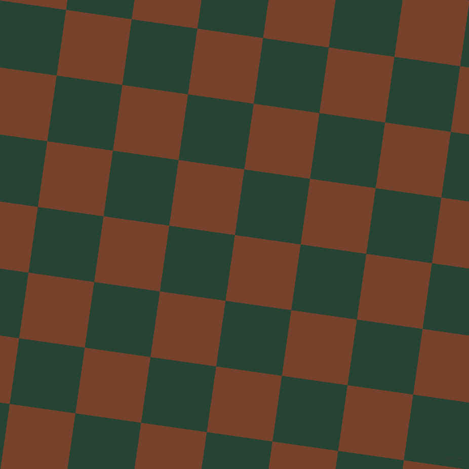 82/172 degree angle diagonal checkered chequered squares