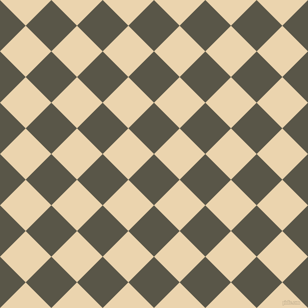 45/135 degree angle diagonal checkered chequered squares checker pattern checkers background, 74 pixel square size, , checkers chequered checkered squares seamless tileable