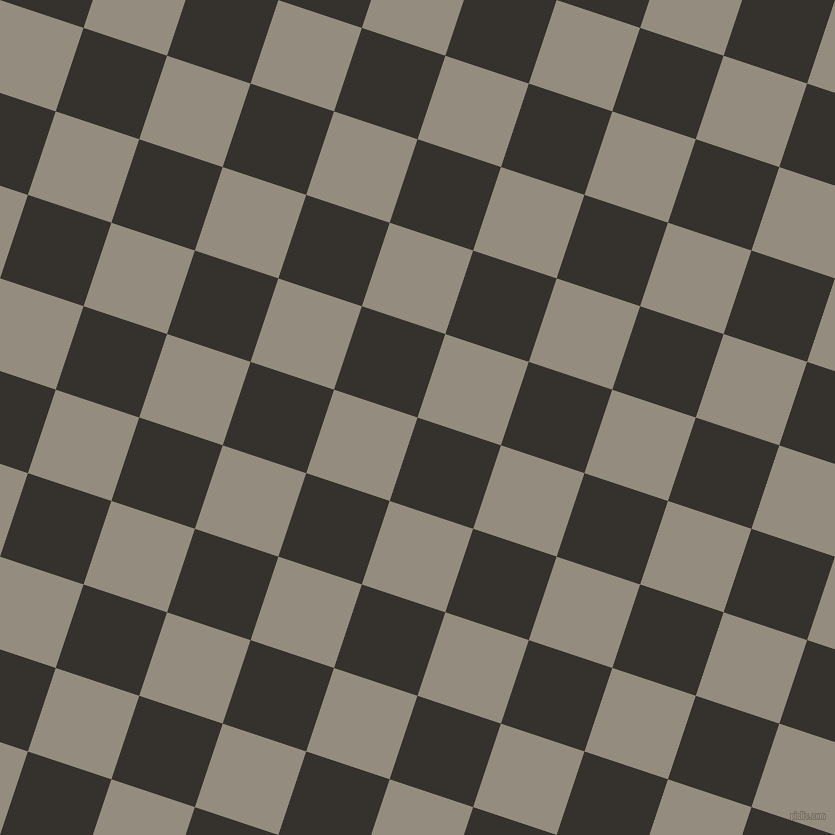 72/162 degree angle diagonal checkered chequered squares checker pattern checkers background, 88 pixel squares size, , Acadia and Heathered Grey checkers chequered checkered squares seamless tileable