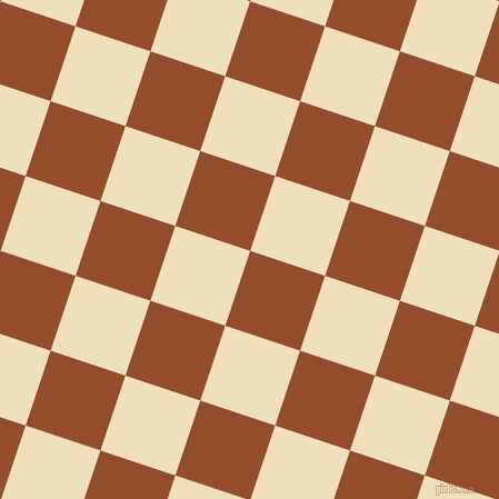 72/162 degree angle diagonal checkered chequered squares checker pattern checkers background, 71 pixel squares size, , Alert Tan and Dutch White checkers chequered checkered squares seamless tileable
