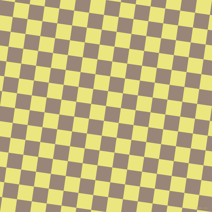 82/172 degree angle diagonal checkered chequered squares checker pattern checkers background, 48 pixel square size, , Almond Frost and Texas checkers chequered checkered squares seamless tileable