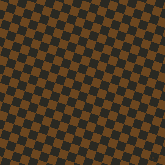 72/162 degree angle diagonal checkered chequered squares checker pattern checkers background, 30 pixel squares size, , Antique Brass and Maire checkers chequered checkered squares seamless tileable