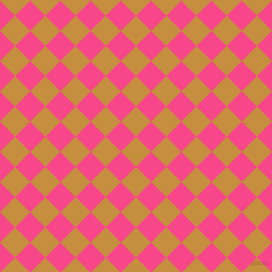 45/135 degree angle diagonal checkered chequered squares checker pattern checkers background, 44 pixel square size, , Anzac and Violet Red checkers chequered checkered squares seamless tileable