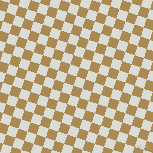 72/162 degree angle diagonal checkered chequered squares checker pattern checkers background, 32 pixel square size, , Aqua Haze and Teak checkers chequered checkered squares seamless tileable