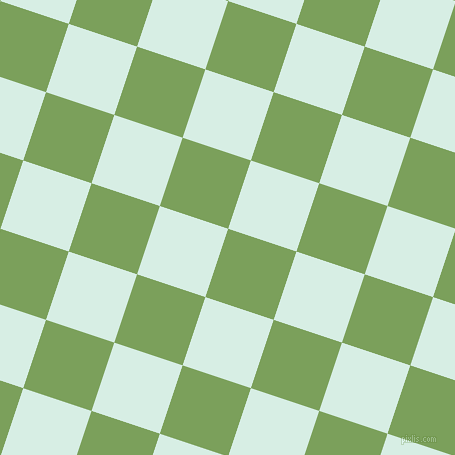 72/162 degree angle diagonal checkered chequered squares checker pattern checkers background, 72 pixel squares size, , Asparagus and White Ice checkers chequered checkered squares seamless tileable