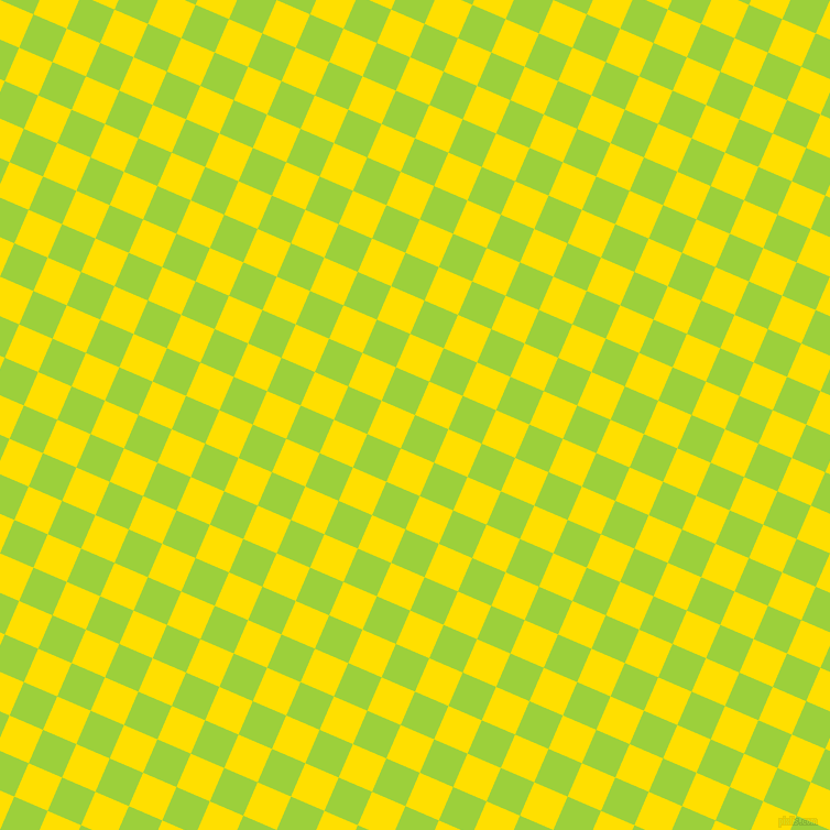 67/157 degree angle diagonal checkered chequered squares checker pattern checkers background, 33 pixel squares size, , Atlantis and Golden Yellow checkers chequered checkered squares seamless tileable