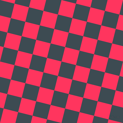 76/166 degree angle diagonal checkered chequered squares checker pattern checkers background, 52 pixel square size, , Atomic and Radical Red checkers chequered checkered squares seamless tileable