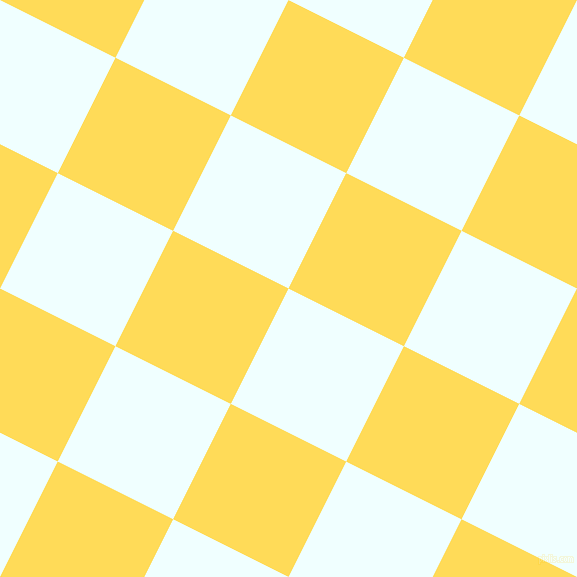 63/153 degree angle diagonal checkered chequered squares checker pattern checkers background, 129 pixel square size, , Azure and Mustard checkers chequered checkered squares seamless tileable