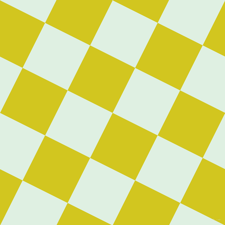 63/153 degree angle diagonal checkered chequered squares checker pattern checkers background, 166 pixel squares size, , Barberry and Off Green checkers chequered checkered squares seamless tileable