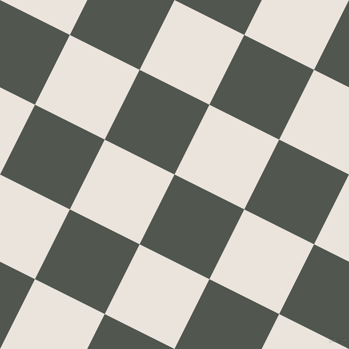 63/153 degree angle diagonal checkered chequered squares checker pattern checkers background, 154 pixel square size, , Battleship Grey and Pampas checkers chequered checkered squares seamless tileable