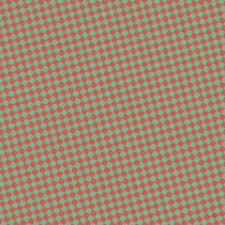 59/149 degree angle diagonal checkered chequered squares checker pattern checkers background, 11 pixel squares size, , Bay Leaf and Sunglo checkers chequered checkered squares seamless tileable