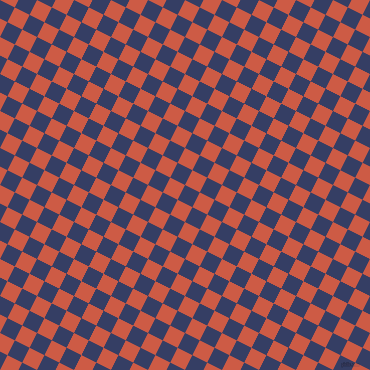 63/153 degree angle diagonal checkered chequered squares checker pattern checkers background, 33 pixel square size, , Bay Of Many and Dark Coral checkers chequered checkered squares seamless tileable