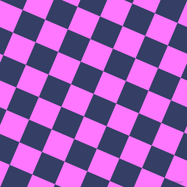 67/157 degree angle diagonal checkered chequered squares checker pattern checkers background, 85 pixel squares size, , Bay Of Many and Fuchsia Pink checkers chequered checkered squares seamless tileable