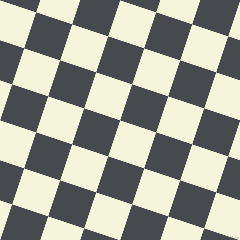 72/162 degree angle diagonal checkered chequered squares checker pattern checkers background, 133 pixel square size, , Beige and Tuna checkers chequered checkered squares seamless tileable