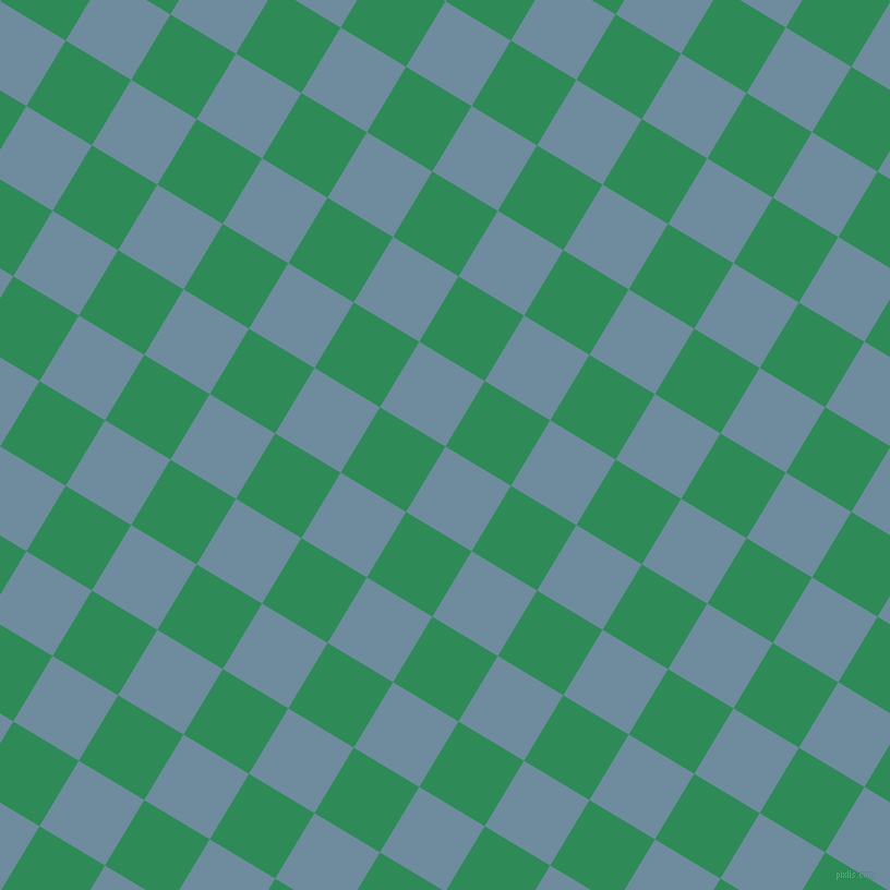 59/149 degree angle diagonal checkered chequered squares checker pattern checkers background, 70 pixel squares size, , Bermuda Grey and Sea Green checkers chequered checkered squares seamless tileable