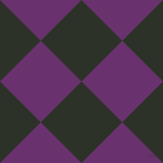 45/135 degree angle diagonal checkered chequered squares checker pattern checkers background, 187 pixel square size, Black Forest and Seance checkers chequered checkered squares seamless tileable
