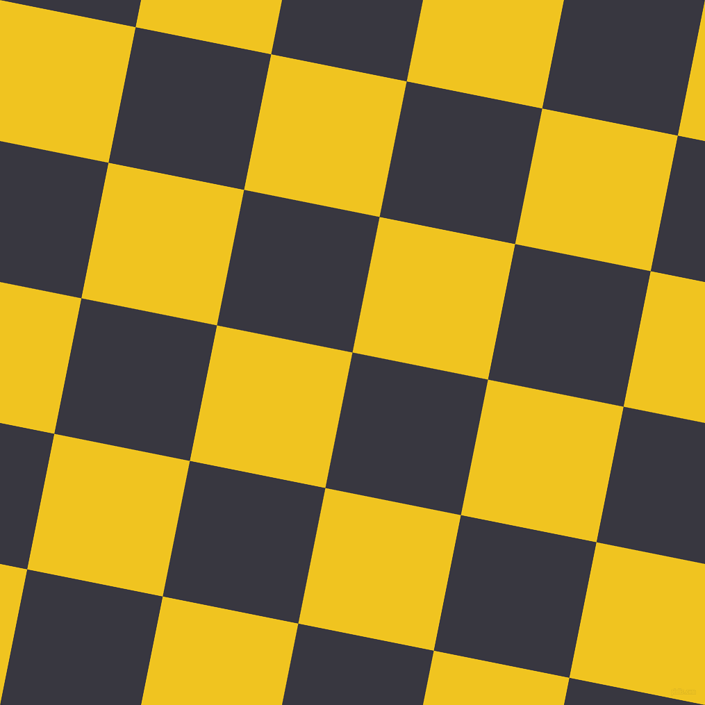 Black Marlin And Moon Yellow Checkers Chequered Checkered Squares
