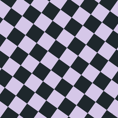 54/144 degree angle diagonal checkered chequered squares checker pattern checkers background, 56 pixel squares size, , Black Pearl and Fog checkers chequered checkered squares seamless tileable