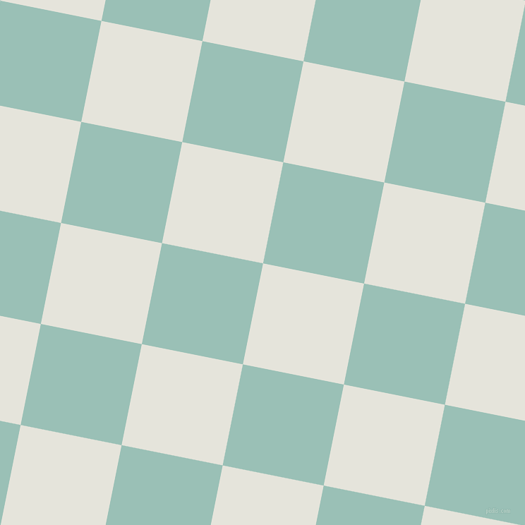 79/169 degree angle diagonal checkered chequered squares checker pattern checkers background, 146 pixel squares size, , Black White and Shadow Green checkers chequered checkered squares seamless tileable