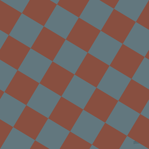 59/149 degree angle diagonal checkered chequered squares checker pattern checkers background, 83 pixel square size, , Blue Bayoux and Mule Fawn checkers chequered checkered squares seamless tileable