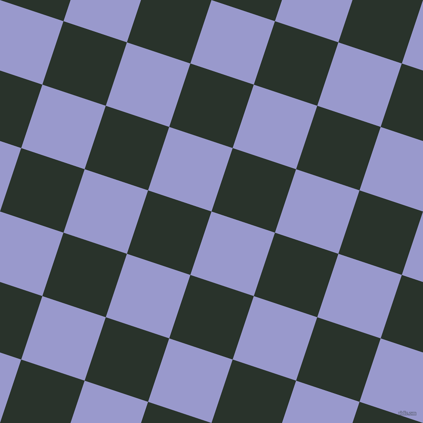 72/162 degree angle diagonal checkered chequered squares checker pattern checkers background, 132 pixel squares size, , Blue Bell and Gordons Green checkers chequered checkered squares seamless tileable
