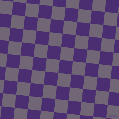 84/174 degree angle diagonal checkered chequered squares checker pattern checkers background, 45 pixel squares size, , Blue Diamond and Rum checkers chequered checkered squares seamless tileable