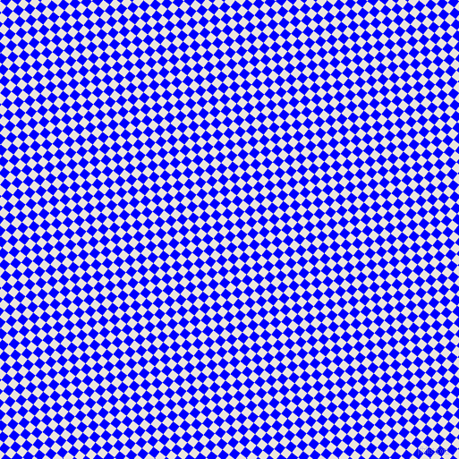 52/142 degree angle diagonal checkered chequered squares checker pattern checkers background, 9 pixel squares size, Blue and Pampas checkers chequered checkered squares seamless tileable