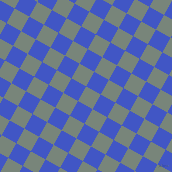 61/151 degree angle diagonal checkered chequered squares checker pattern checkers background, 55 pixel square size, , Blue Smoke and Free Speech Blue checkers chequered checkered squares seamless tileable