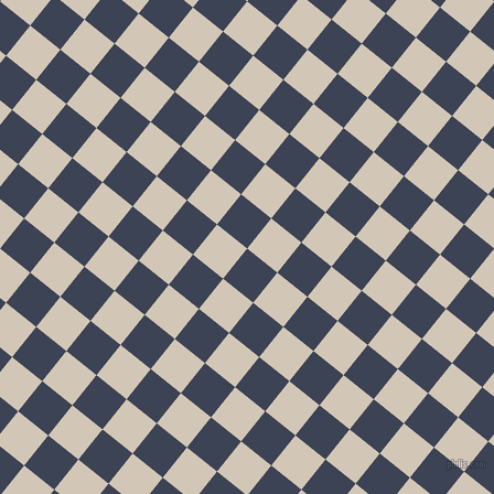 51/141 degree angle diagonal checkered chequered squares checker pattern checkers background, 35 pixel squares size, , Blue Zodiac and Stark White checkers chequered checkered squares seamless tileable