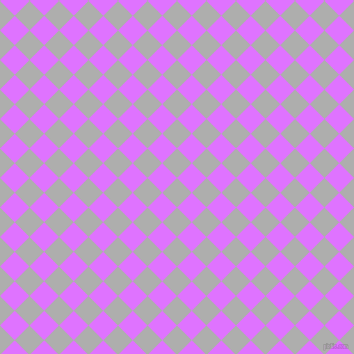 45/135 degree angle diagonal checkered chequered squares checker pattern checkers background, 30 pixel squares size, , Bombay and Heliotrope checkers chequered checkered squares seamless tileable