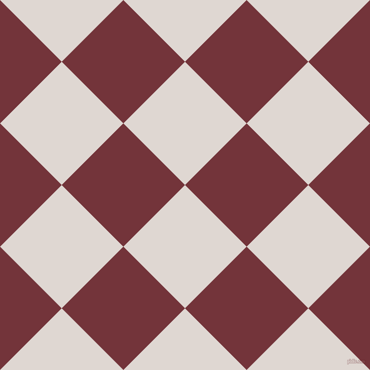 45/135 degree angle diagonal checkered chequered squares checker pattern checkers background, 172 pixel squares size, , Bon Jour and Merlot checkers chequered checkered squares seamless tileable