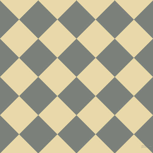 45/135 degree angle diagonal checkered chequered squares checker pattern checkers background, 90 pixel squares size, , Boulder and Sidecar checkers chequered checkered squares seamless tileable