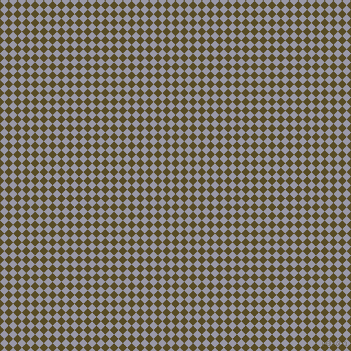 45/135 degree angle diagonal checkered chequered squares checker pattern checkers background, 9 pixel squares size, , Bronze Olive and Santas Grey checkers chequered checkered squares seamless tileable