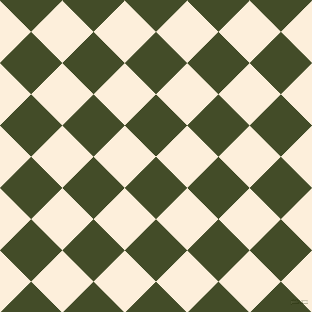45/135 degree angle diagonal checkered chequered squares checker pattern checkers background, 91 pixel squares size, , Bronzetone and Forget Me Not checkers chequered checkered squares seamless tileable