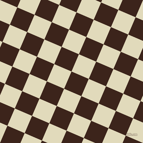 67/157 degree angle diagonal checkered chequered squares checker pattern checkers background, 60 pixel squares size, , Brown Pod and Coconut Cream checkers chequered checkered squares seamless tileable
