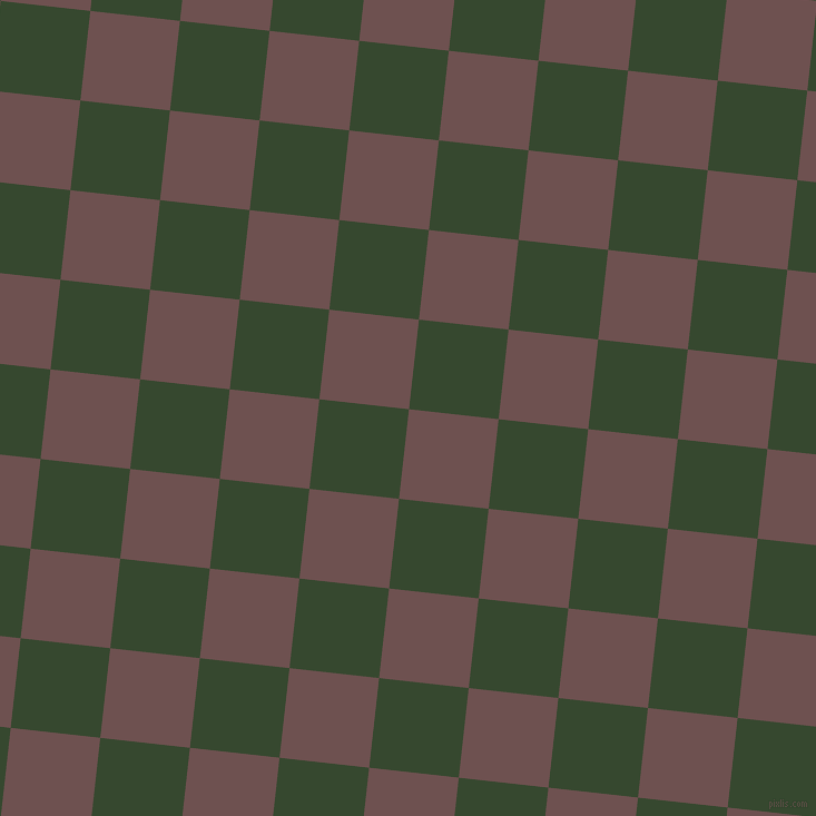 84/174 degree angle diagonal checkered chequered squares checker pattern checkers background, 81 pixel squares size, Buccaneer and Palm Leaf checkers chequered checkered squares seamless tileable