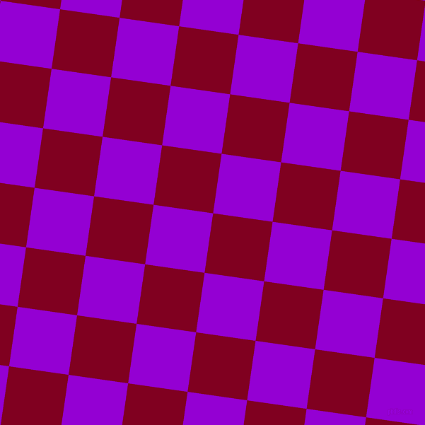 82/172 degree angle diagonal checkered chequered squares checker pattern checkers background, 85 pixel square size, , Burgundy and Dark Violet checkers chequered checkered squares seamless tileable