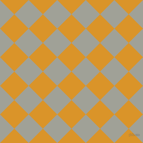45/135 degree angle diagonal checkered chequered squares checker pattern checkers background, 67 pixel squares size, , Buttercup and Star Dust checkers chequered checkered squares seamless tileable